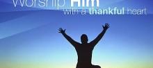 WorshipGodWithAThankfulHeart